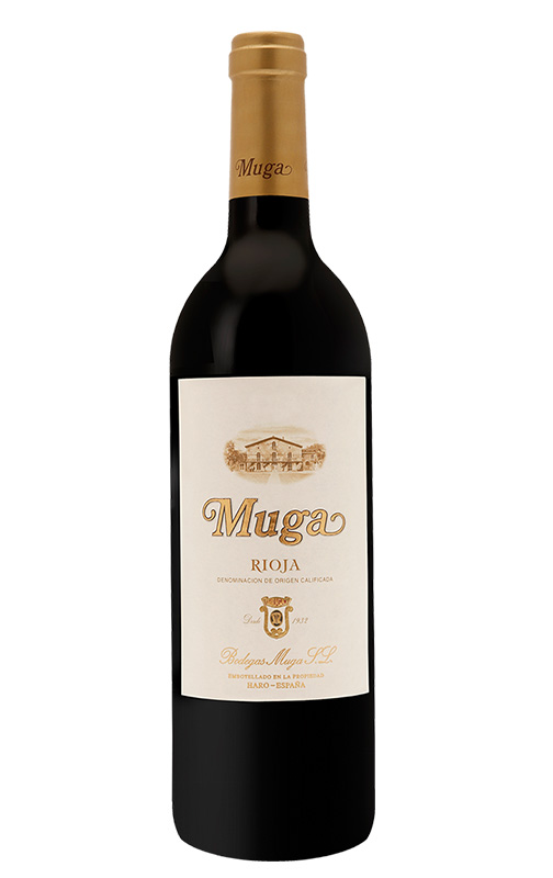 Muga Crianza 2016 Bloom Gourmet