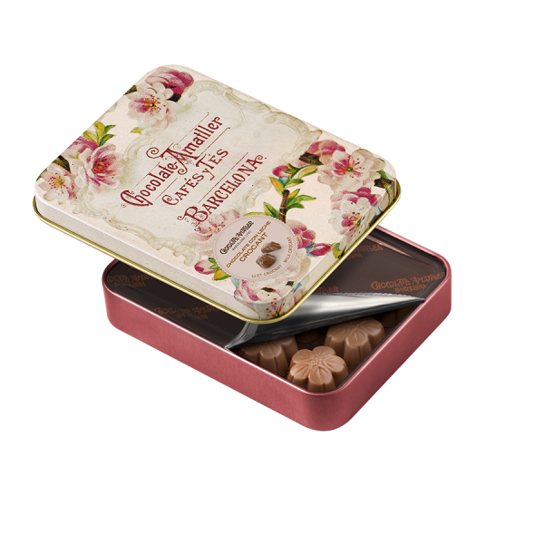Bombones Flor Crocant Amatller Bloom Gourmet